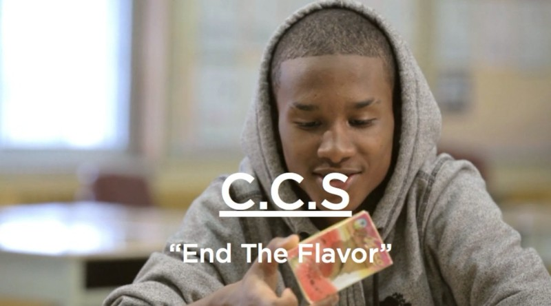 End The Flavor 'Canadian Cancer Society'