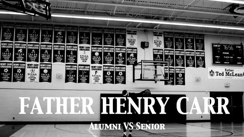 Father Henry Carr – Alumni vs. Senior (Short Documentary)